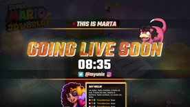 🚩 THIS IS A STREAM 🚩 Saturday Night Marta Time !discord !long !sac