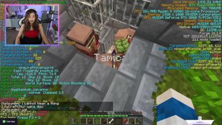 FIRST DAY OF OTV SMP - EXPLORING THE SERVER/RULES + MINING 2 DIAMONDS 😤