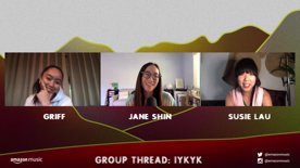 Group Thread: IYKYK ft. Griff + Susie Lau