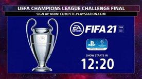UEFA Champions League Challenge Final