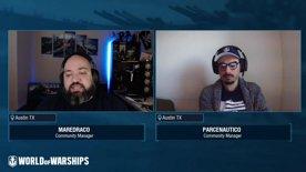 [EN] NA Community Time with CM Maredraco and ParceNautico