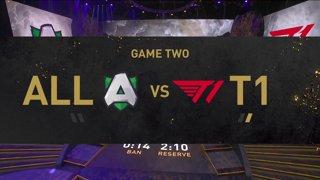 [EN] T1  - Alliance - Dota 2 The International 2021 - Main Event  Day 3 - Game 2