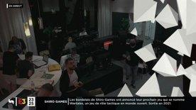 Temps fort: [FR] E3 | CAPCOM | lestream #E3JV