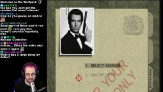 Goldeneye 007 Playthrough (Pt. 1)