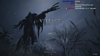 Resident Evil Village First Playthrough (Part 1)