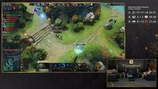 Dota 2 The International - Group Stage Day 4