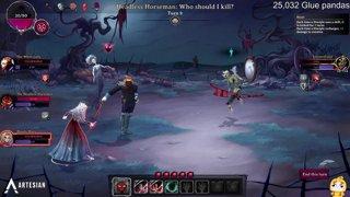 Bloodmoon Week 7+   Playing Darkest Dungeon while I wait for Darkest Dungeon