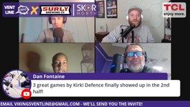 Highlight: Minnesota Vikings and Kirk Cousins CARVE UP Seattle Seahawks – VENT LINE