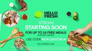 October 16, 2021 COUPLE COOKING WITH STEPHANIE. !HelloFresh #ad