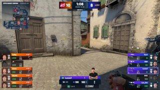 RERUN: Bad News Bears vs GODSENT (Inferno) - cs_summit 8 CQ: Losers' Round 2 - Game 1