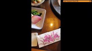 Highlight: [JP/EN] Japanese Onsen (Hot Spring) 🧡 温泉まったり in the morning