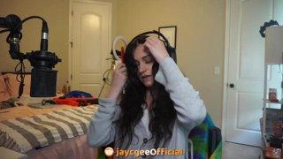 CUTTING MY HAIR!!!!