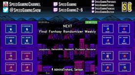 Final Fantasy Randomizer - Weekly Race July 29, 2021