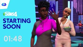The Sims 4 Spa Day Refresh Livestream