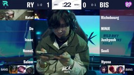 2021 Wild Rift Champions Korea l BFG vs. LGM l Group Stage Day 4