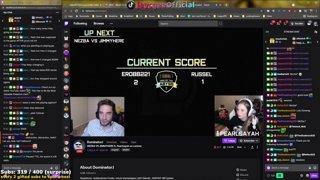 1v1 League tournament day 1 Jay vs Kaisa