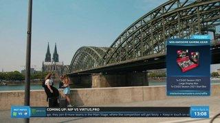 LIVE: FURIA vs Renegades - IEM Cologne 2021 - Group B