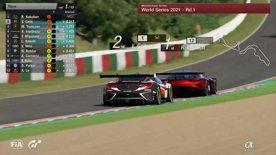 FIA GT Championships 2021   World Series - Round 1