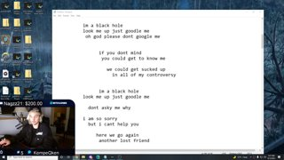 IRL stream part 2, showing music on PC [part 1 - https://youtu.be/sVfTtzgimdY ] 12-Sep-21