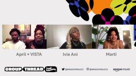 GROUP THREAD: The Goods ft. April + VISTA