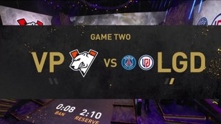 [EN] PSG.LGD  - Virtus.pro - Dota 2 The International 2021 - Main Event  Day 3 - Game 2