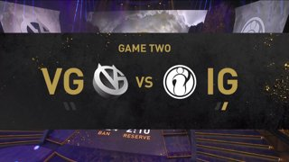 [EN] Invictus Gaming  - Vici Gaming    - Dota 2 The International 2021 - Main Event  Day 5 - Game 2