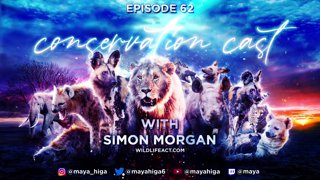 CONSERVATION CAST ep. 62 with Simon Morgan from Wildlife ACT