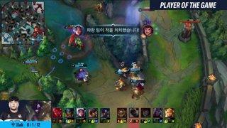 [와일드 리프트] 2021 Wild Rift Champions Korea l NC vs. T1 l Group Stage Day 3