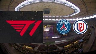[EN] PSG.LGD  - T1 - Dota 2 The International 2021 - Main Event  Day 2 - Game 3
