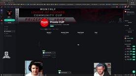 Finale Proste Comunity Cup #1