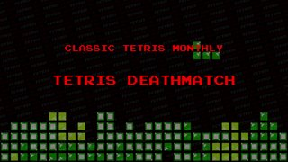 Classic Tetris Deathmatch July 2021 - Hosted by roncli