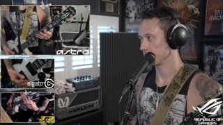 Trivium - 'Strife' | Playthrough | Matthew Kiichi Heafy
