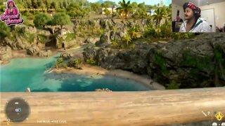 Treasure Hunt: Tale of La Princesa and Blue Hole Cave (Far Cry 6)
