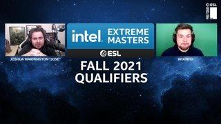 LIVE: Ground Zero v Rooster - IEM Open Qualifier #2 - Oceania