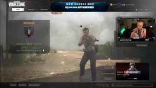 Warzone Win // 15 Kills // Solo
