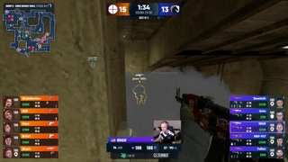 RERUN: Evil Geniuses vs paiN (Inferno) - cs_summit 8 Group Stage: Opening Match - Game 3
