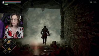 Demon Souls: Storm King Fight