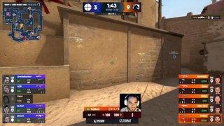 RERUN: Liquid vs EXTREMUM (Mirage) - cs_summit 8 Group Stage: Decider Match - Game 2