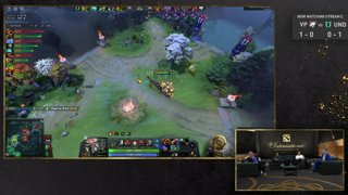 Dota 2 The International - Group Stage Day 1