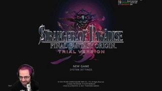 FF Origin Demo Playthrough