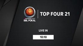 Replay: TOP FOUR 21 - Die Halbfinals