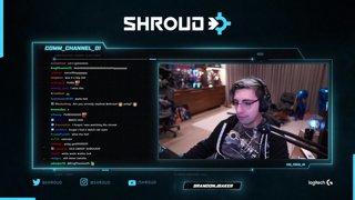 LETS FREAKIN GOOOO | Follow @shroud on socials