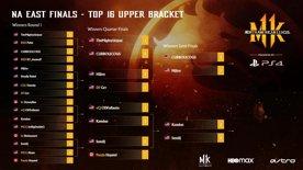 Mortal Kombat 11 : Pro Kompetition : North America East Regional Finals