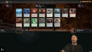 Perfect Simic Draft - AFR Draft Climb to Mythic | MTG Arena