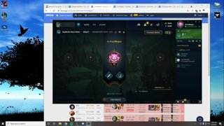 More League (no cam for first 3 hours, chat 30 sec early) 05-Apr-21