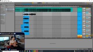 Working on music (part 2) 18-Jun-21