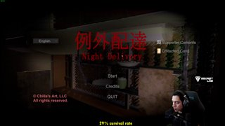 Night Delivery FULL Playthrough