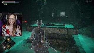 Demon Souls: Old Hero Fight