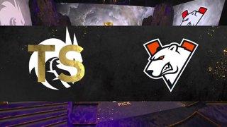 [RU] Virtus.pro - Team Spirit - Dota 2 The International 2021 - Main Event  Day 4  - Game 2