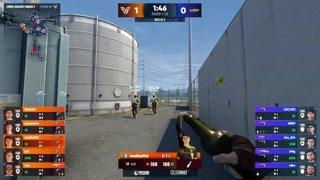 RERUN: Team One vs RGB Esports (Dust2) - cs_summit 8 CQ: Losers' Round 1 - Game 2